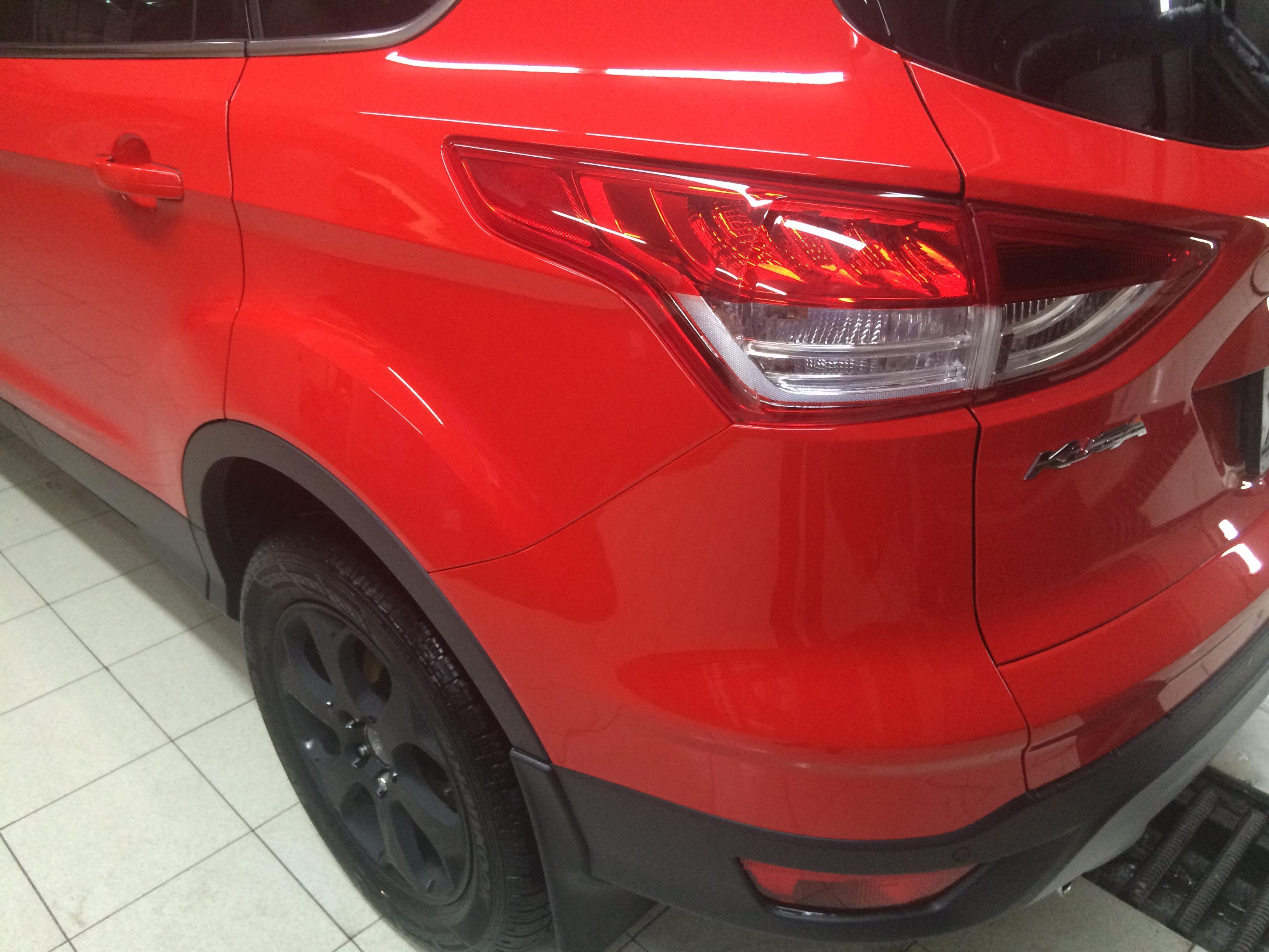 защитное покрытие автомобиля bronix
