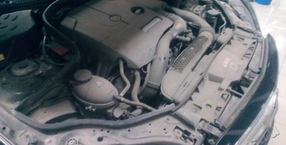 Безопасная мойка Двигателя мерседес в Москве