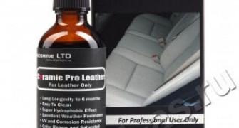 Защитное покрытие Ceramic Pro Leather