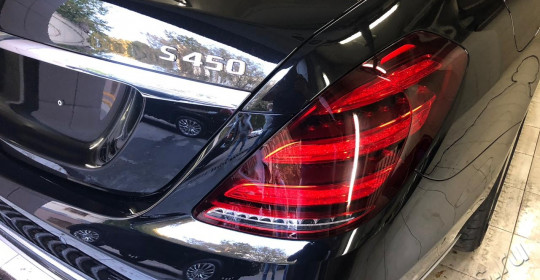 Полировка кузова Mercedes-Maybach S 450