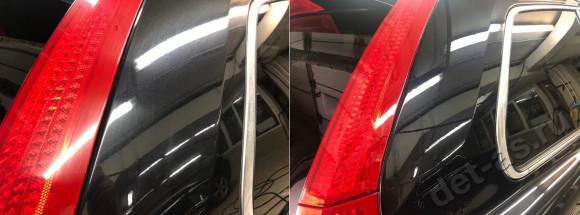 Полировка кузова Volvo XC90
