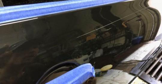Удаление царапин на автомобиле без покраски в Москве на алексеевской