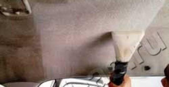Химчистка с выездом – особенности и преимущества