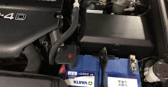 химчистка двигателя и подкапотного пространства