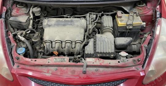 безопасная мойка двигателя хонда