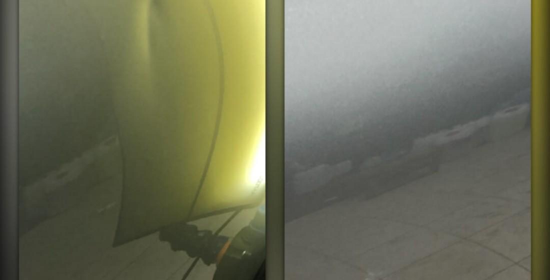Удаление вмятин без покраски PDR