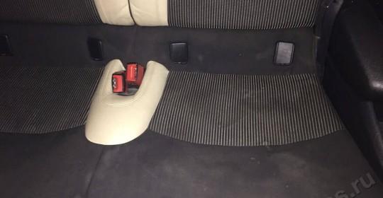 Химчистка сидений авто до